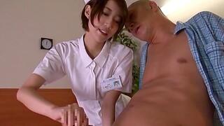 Passionate fucking on the table with cute Asian carefulness Makoto Yuuki